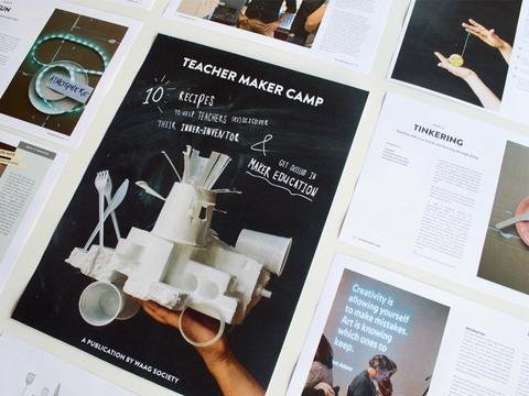 Teacher Maker Camp