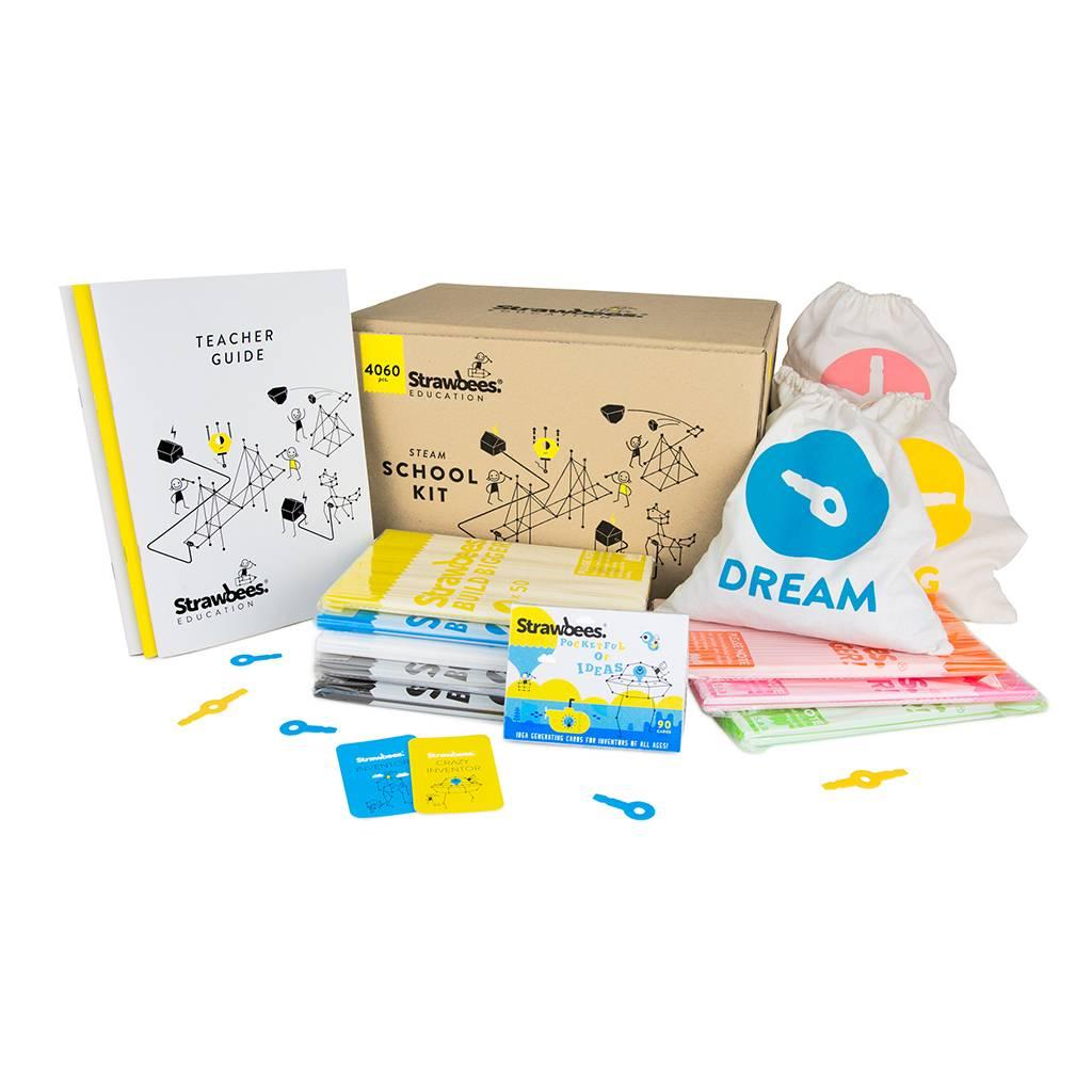 Strawbees Strawbees STEAM school kit