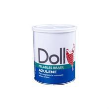 Doll Doll azuleen hardwax blik 800ml