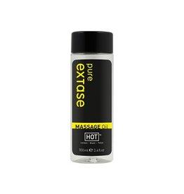 HOT HOT Massageolie - Pure Extase