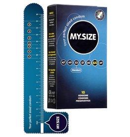My.Size MY.SIZE 64 mm Condooms 10 stuks