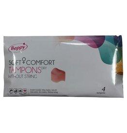 Asha International Beppy Soft + Comfort DRY Tampons - 4 stuks