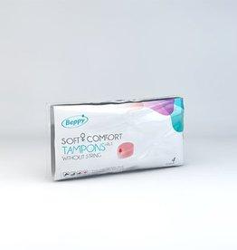 Asha International Beppy Soft + Comfort Tampons WET - 4 stuks