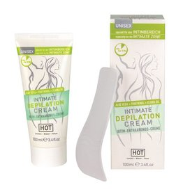 HOT Bio HOT Intimate Depilation Cream - Ontharingscrème