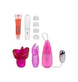 CalExotics Her Clit Kit - Clitoris massage setje
