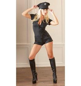 Cottelli Collection Dames Politie Uniform