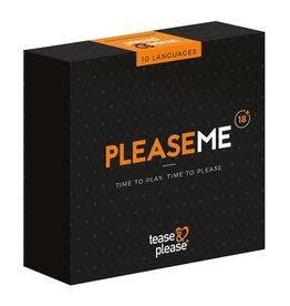 Tease & Please Please Me Spel
