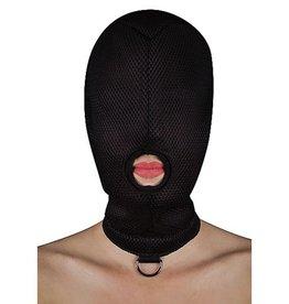 Ouch BDSM masker met D-ring
