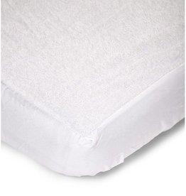 Childhome Childwood matrasbeschermer wit bed 60x120
