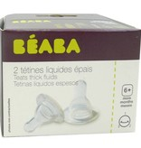 Béaba Béaba speen pap/soep 2-pack