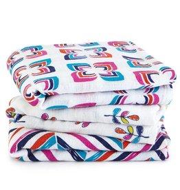 Aden + Anais Aden + Anais tetradoeken 3pack flip side