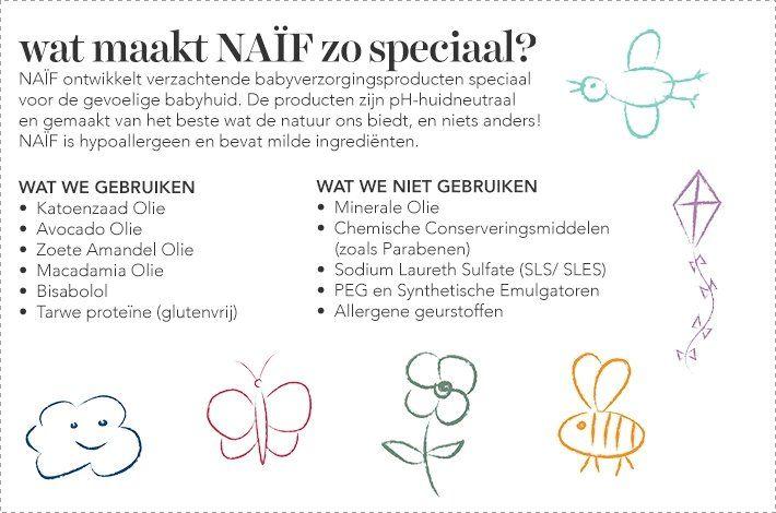 Naïf Naïf milky bath oil 100ml