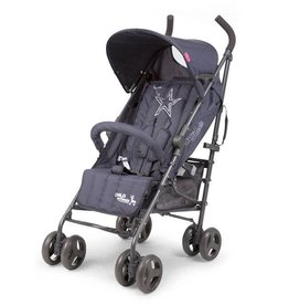 Childhome Childwheels multiposition buggy superstar antraciet