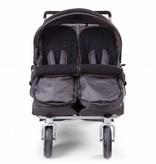 Childhome Childwheels voetenzak voor twee-drie-vier & zesling antraciet