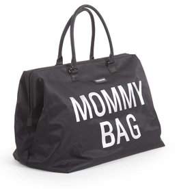 Childhome Childwheels mommy bag big black
