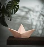 Goodnight Light Goodnight Light Paperboat lamp pastel pink