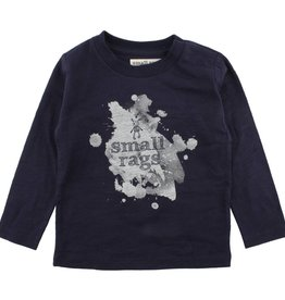 Small Rags Small Rags t-shirt navy iris