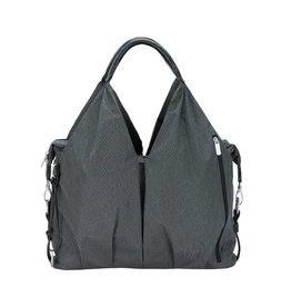 Lassig Lassig verzorgingstas neckline bag blue melange