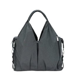 Lassig Lassig verzorgingstas neckline bag spin black melange