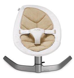 Nuna Nuna Leaf schommelstoel Bisque wit beige