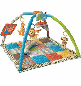 Infantino Infantino Go-Gaga Deluxe Twist & Fold Gym & Play