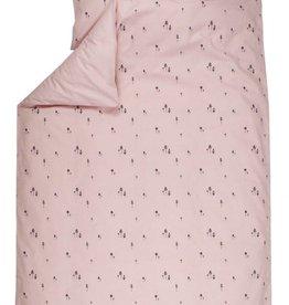 Plum Plum Plum Plum dekbedovertrek junior pink gnome