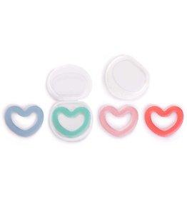 Suavinex Suavinex bijtring hart +0 fase 1