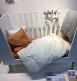 Done by Deer Done by Deer baby / peuterbed white 70x140