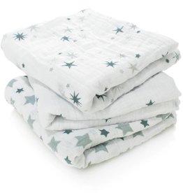 Aden + Anais Aden + Anais tetradoeken 3pack twinkle