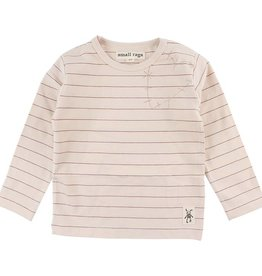 Small Rags Small Rags t-shirt pink tint maat 74