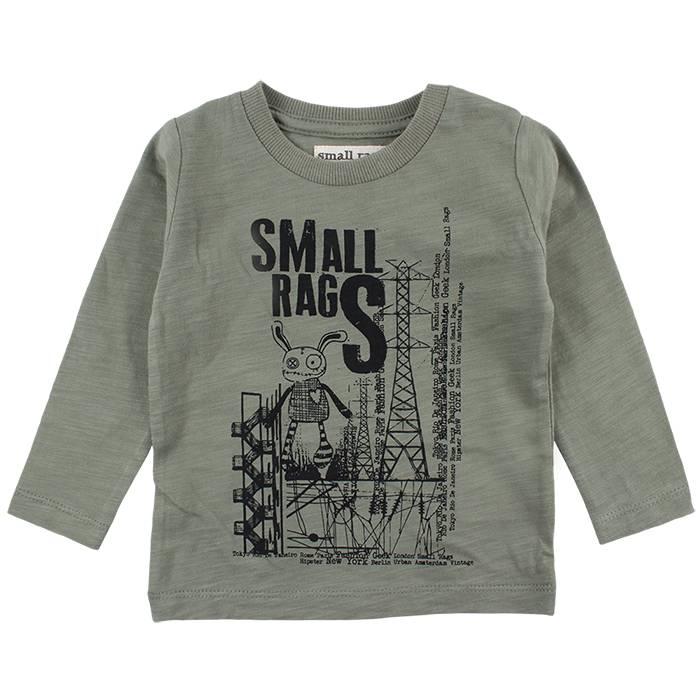 Rags Kinderkleding.Small Rags T Shirt Sea Spray Monstertjes Urban Baby Store