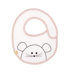 Lassig Lassig babyslabbetje little chums mouse