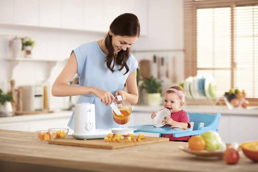 Avent Avent essentiële babystoomkoker