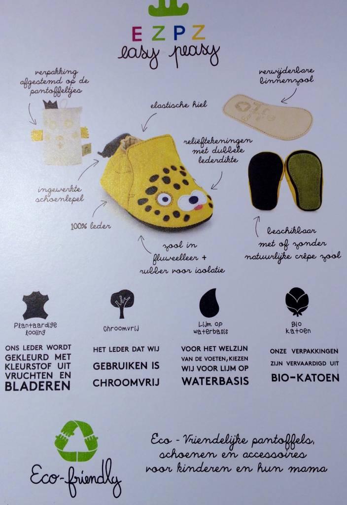 Easy Peasy Easy Peasy Blumoo argyle canard cuivre 0-6 maanden