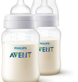 Avent Avent Classic+ flesje 260ml 1m+