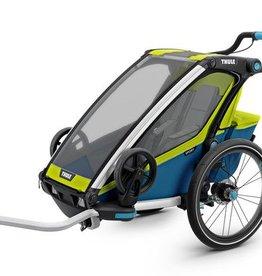 Thule Thule Chariot Sport 1 kid chartreuse/mykonos