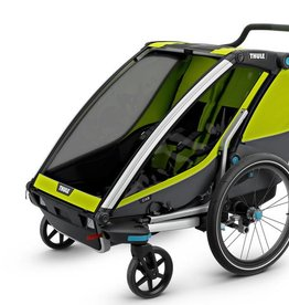 Thule Thule Chariot Cab 2 kid chartreuse/dark shadow