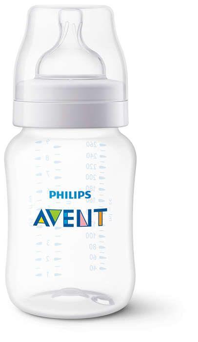 Avent Avent Classic+ flesje 330ml 3m+