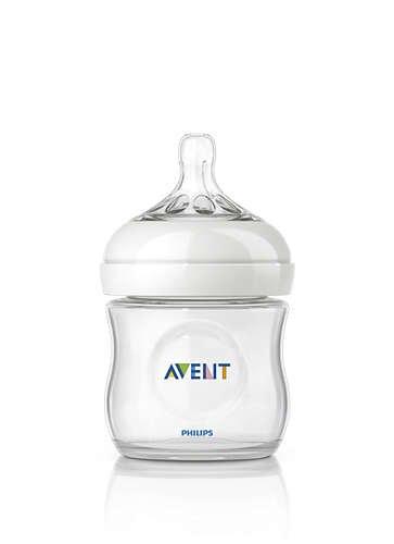 Avent Avent Natural flesje 125ml 0m+