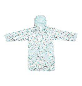 Luma Babycare Luma badjas shapes mint