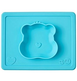 Ezpz Ezpz Care Bear bowl turquoise