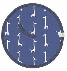 Fresk Fresk speendoekje giraf indigo blue
