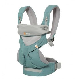 Ergobaby Ergobaby draagzak 4 posities 360° cool air Icy Mint