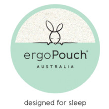 Ergopouch Ergopouch swaddle sleepbag 0-3m 1.0 tog petals