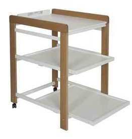 Quax Quax Comfort White verzorgingstafel