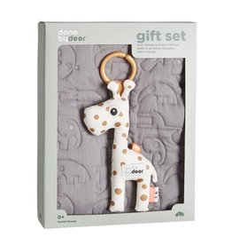 Done by Deer Done by Deer quilt gift set