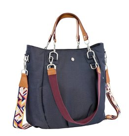 Lassig Lassig verzorgingstas mix & match bag denim blue