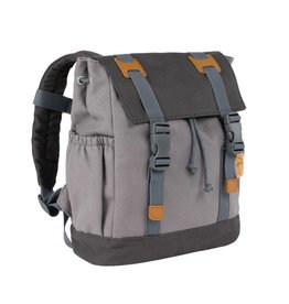 Lassig Lassig verzorgingstas little one & me backpack small grey