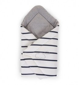 Childhome Childwood wikkeldeken jersey marin