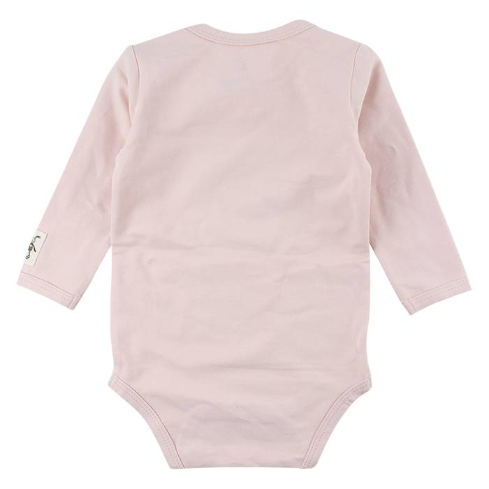 Small Rags Small Rags body sepia rose maat 68